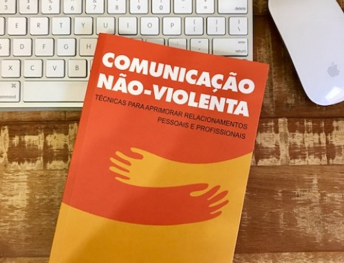 """Livro """"Comunicação Não Violenta"""""""