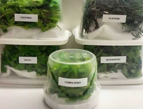 Como fazer para as suas verduras durarem mais na geladeira