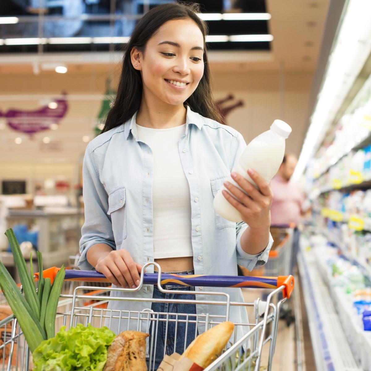 organização das compras ajuda no emagrecimento
