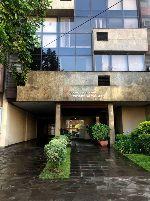Consultório Nutricionista Porto Alegre - Fachada
