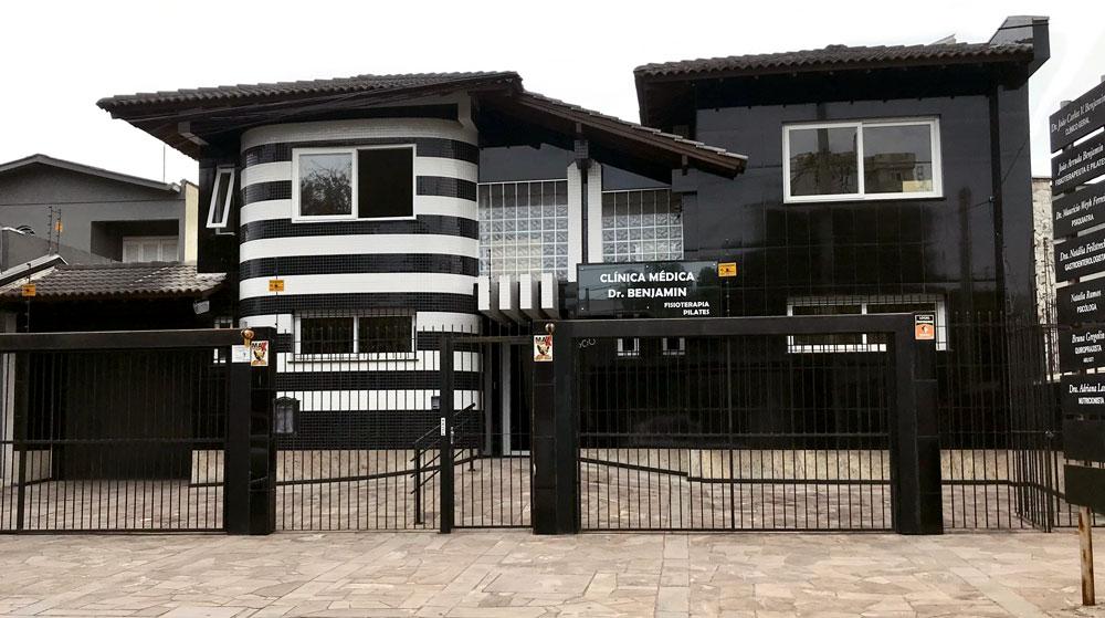 Consultório Nutricionista São Leopoldo - Fachada
