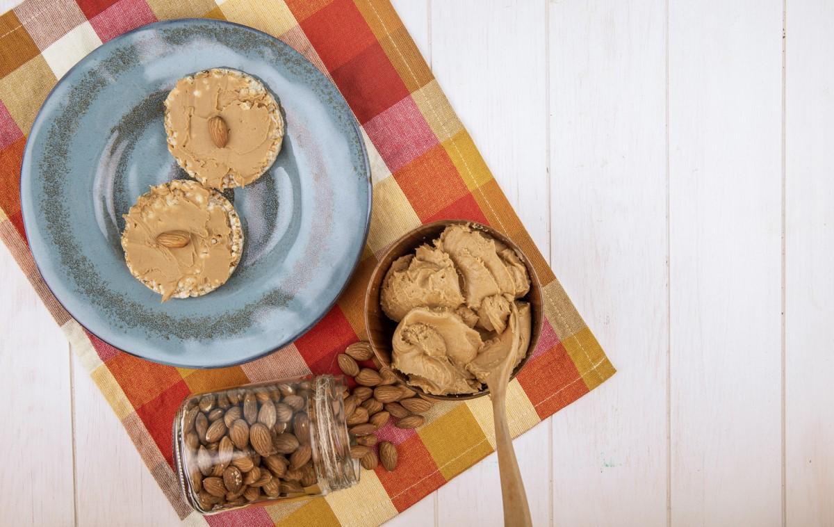 receita de pasta de nuts com especiarias